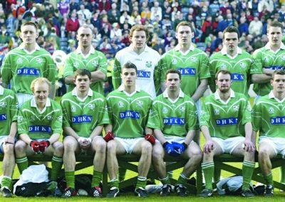 2004 All Ireland Club Championship winning team
