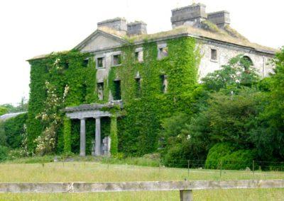 Clonbrock House 2009
