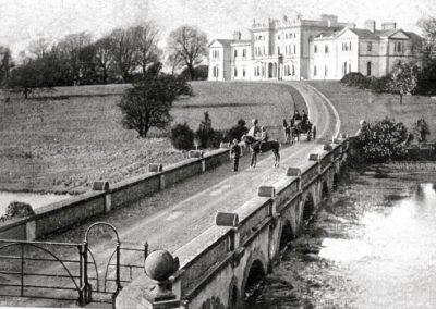 Woodlawn House, 19th century