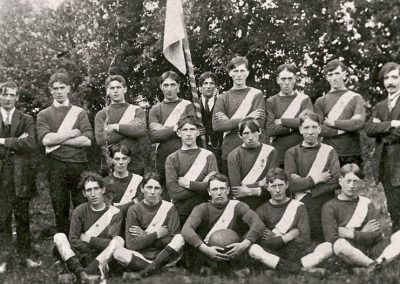 1916 Castleblakeney Senior Football Team