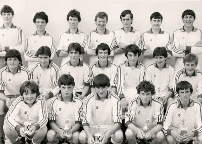 1983 Caltra Minor Division B League Champions