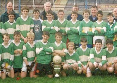 1998 Caltra County U-14 Feile Champions