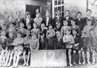 Clifden Boy's National School, 1930s