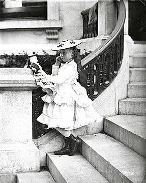 Georgina Dillon, Clonbrock, 1873