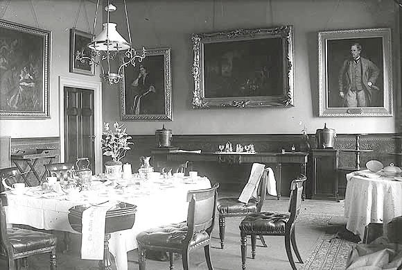Dining Room, Clonbrock