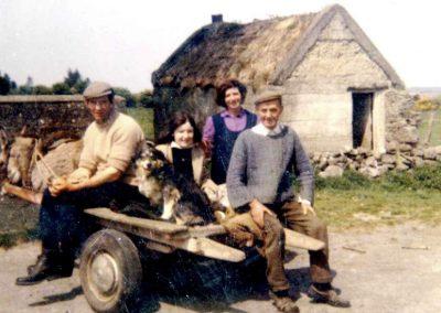Donkey & Cart -popular mode of transport
