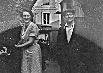 Clonbrock House Servants