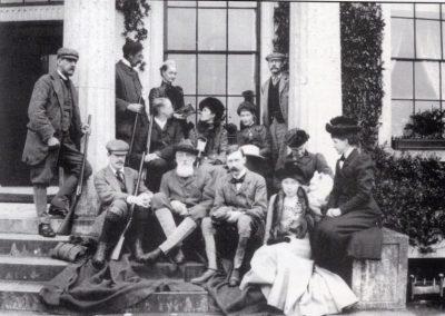 Shooting Party, Clonbrock, 1902