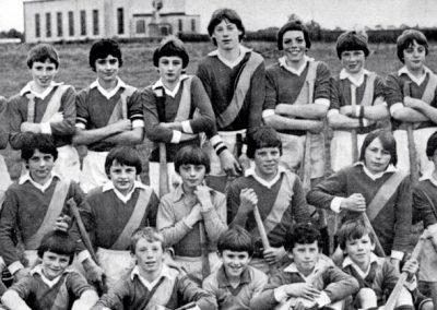 1982 Kilconieron 'Bikes Team' The Connacht Tribune U-13 Tournament Winners