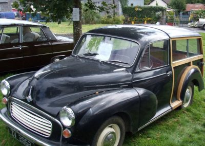 Monivea Fair Morris Minor