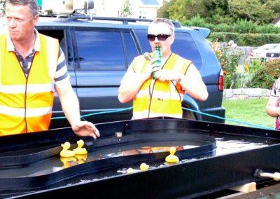 Monivea Fair Duck Race