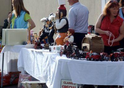Monivea Fair Stall