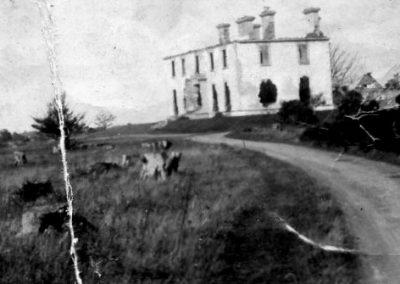 Ruins of Knockbreac House
