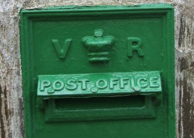 Post Box Roy